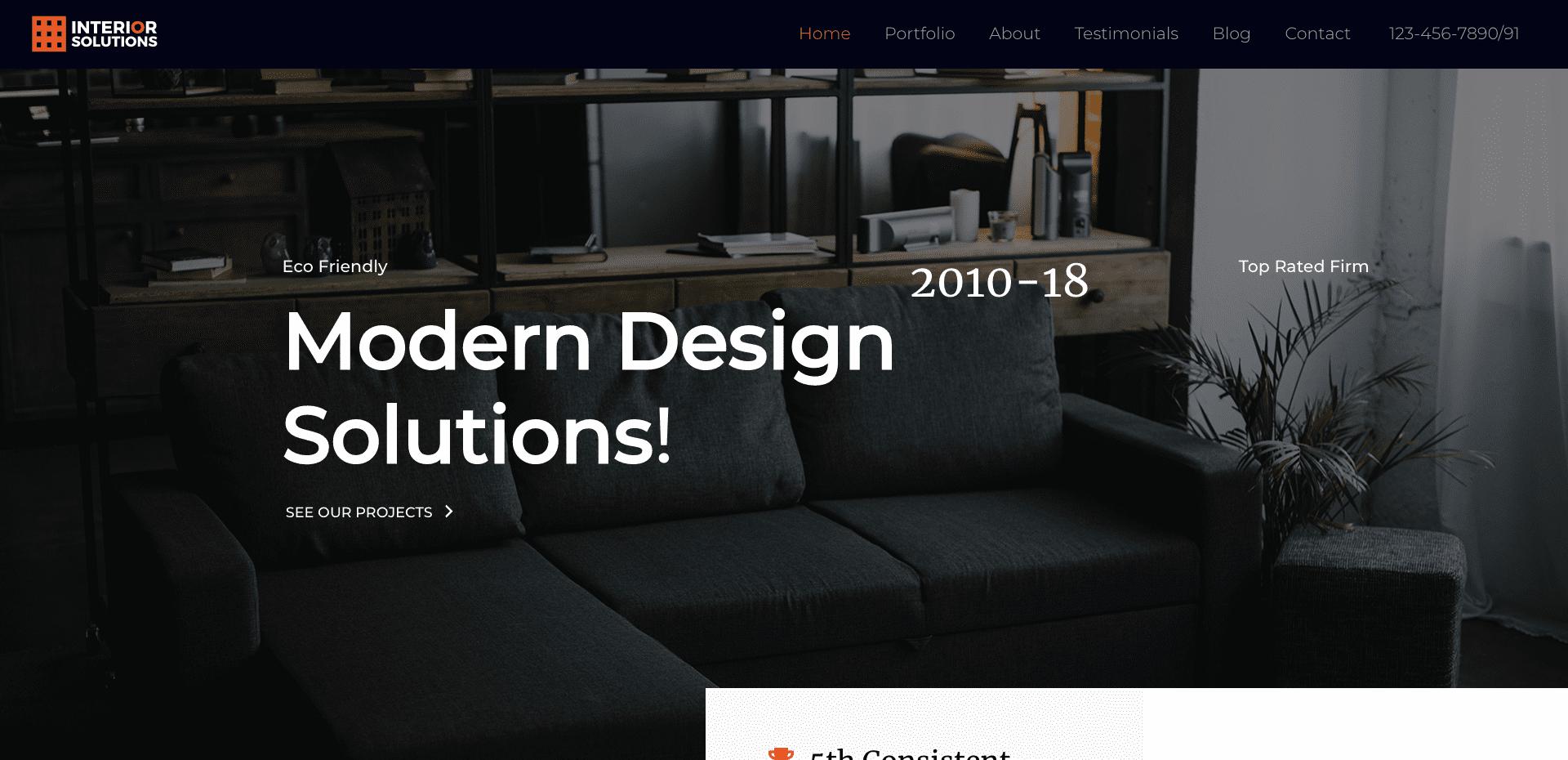 Interior Design Demo